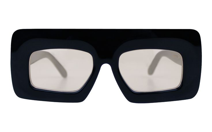 Think Big - Oversized sunglasses are in this #aw14! Karen Walker Enlightened sunglasses | sunglasscurator.com