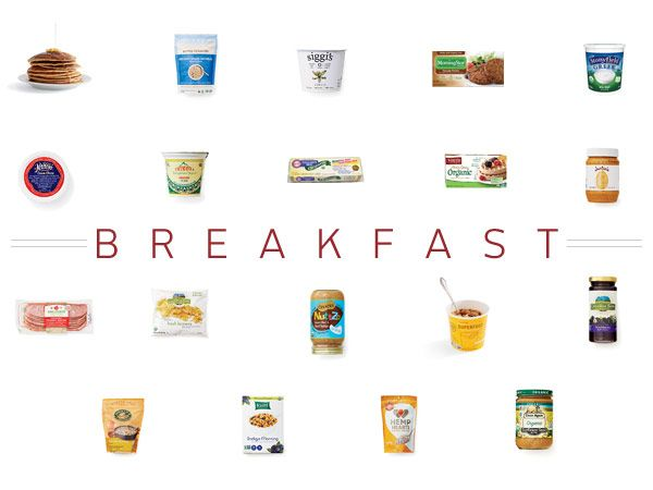 2014 Cleanest Packaged Foods