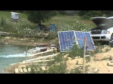 A new Solar Panels post has been added at http://greenenergy.solar-san-antonio.com/solar-energy/solar-panels/fish-pond-stirring-using-a-trash-pump-solar-panels-pumping-pond/