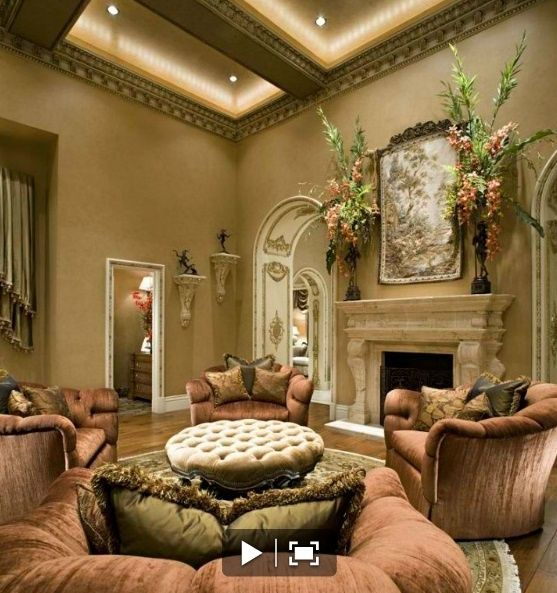 Old World Decorating: Old World Italian Decor