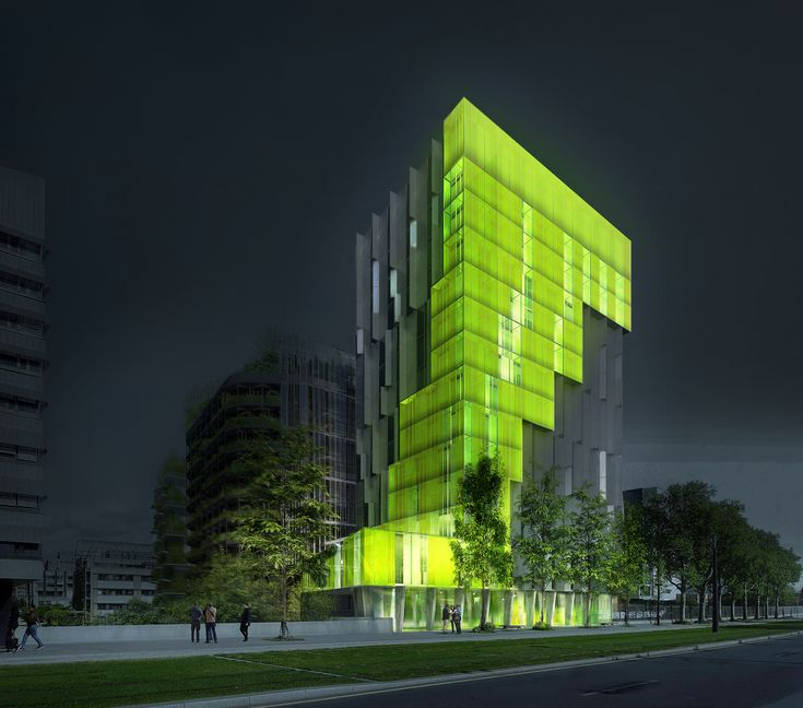 """Gallery of XTU Architects' """"In Vivo"""" Green Project Among Winners of Réinventer.Paris Competition - 5"""