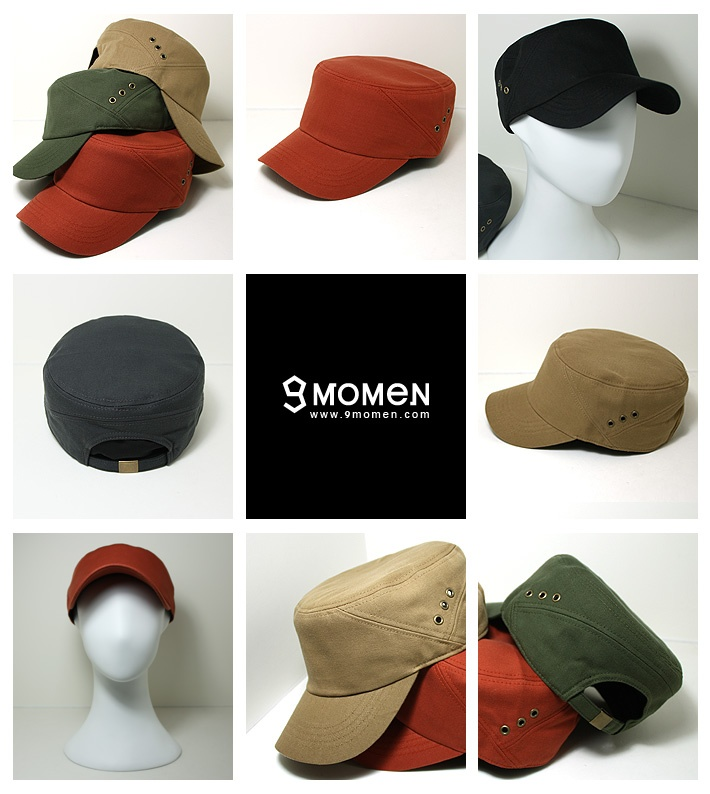 9가지 스타일의 모자 멘토 [나인모멘]