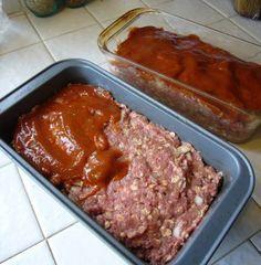 Recipe for Paula Deens Meatloaf WE LOVE PAULA DEEN MORE THAN WE DID BEFORE