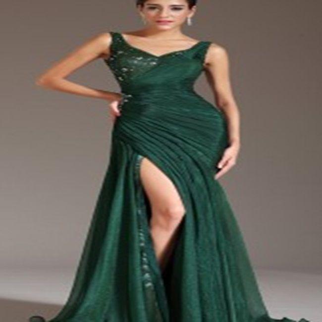 Moda Abiye Elbiseler
