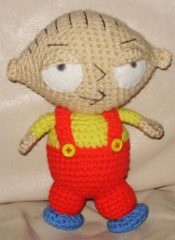 77 best Free TV, Movie, Video Game Character Crochet Pattern images ...