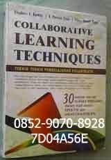 Toko Buku Online, Jual Buku Online, Buku Online Terlengkap, Toko Buku. COLLABORATIVE LEARNING TECHNIQUES, by Elizabert E. Barkley, K. Patricia Cross, Claire Howell Major. TEKNIK-TEKNIK PEMBELAJARAN KOLABORATIF. 30 Metode Meraih SUKSES BERSAMA dalam studi secara EFEKTIF dan MENYENANGKAN. Melibatkan mahasiswa dalam pembelajaran aktif adalah sebuah tema yang sangat penting sekarang ini. Untuk mendorong pembelajaran aktif, para pengajar dalam semua bidang disiplin dan segala macam jenis…