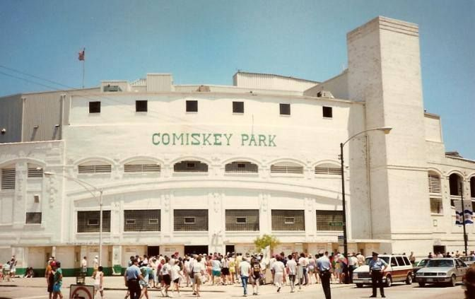Comiskey Park was a ballpark in Chicago, Illinois, the home of the Chicago White Sox from 1910 through 1990. Located at 35th Street  Shields Avenue
