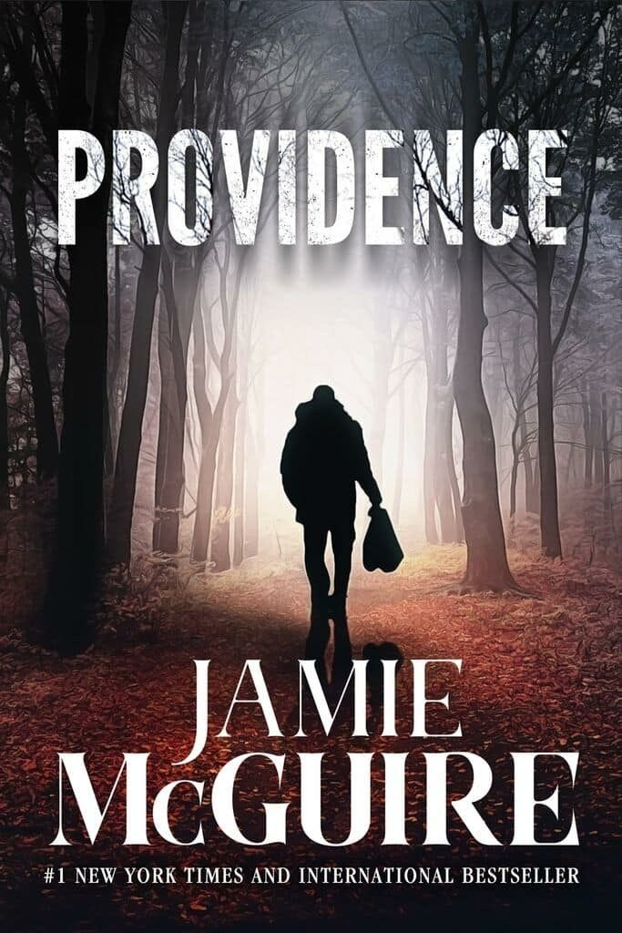 NEW Providence cover by Jamie McGuire #providencetrilogy #requiem