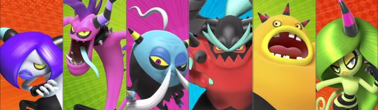 The Deadly Six Zor   Sonic Lost World's Deadly Six detailed in new trailer ← Parallax ...