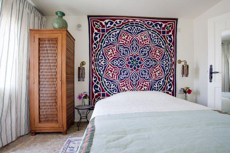 Kasbah Rose - Room 5   Junior suite with private terras