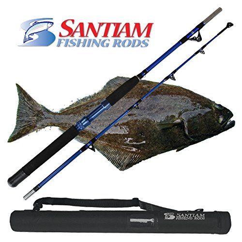 Santiam Fishind Rods Travel Rod 2 Piece 56 60-80lb Halibut/Tuna/Saltwater Rod https://bestfishingkayakreviews.info/santiam-fishind-rods-travel-rod-2-piece-56-60-80lb-halibuttunasaltwater-rod/