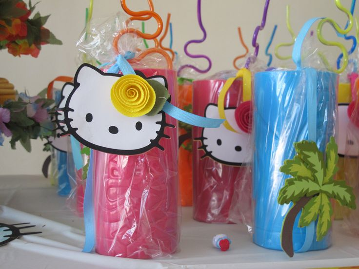 Hello Kitty Hawaiian Coloring Pages : 14 best hello kitty luau images on pinterest luau party hello