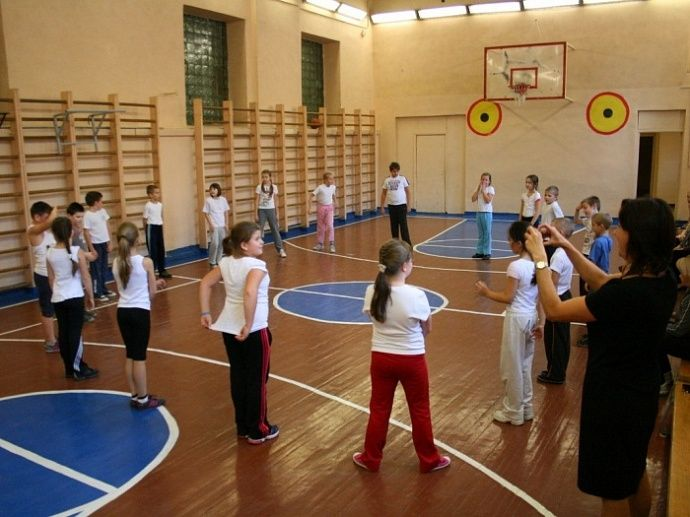 Совместить школьные уроки физкультуры с музыкой предложила министр образования