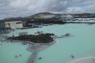 The Blue Lagoon, Iceland is a fabulous place for a layover .. read more