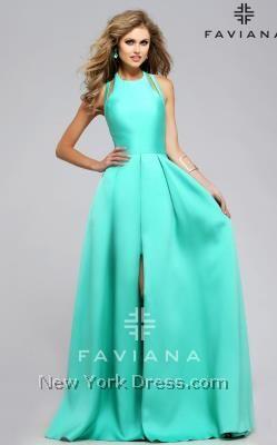 Faviana 7752   NewYorkDress com