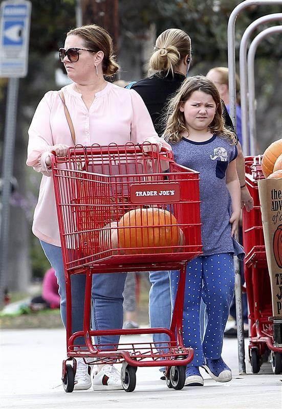 Melissa McCarthy daughter Vivian