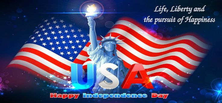 #USA #Happy #Independence #Day