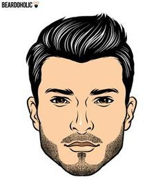 The Natural Outline Beard In Short Beard Styles