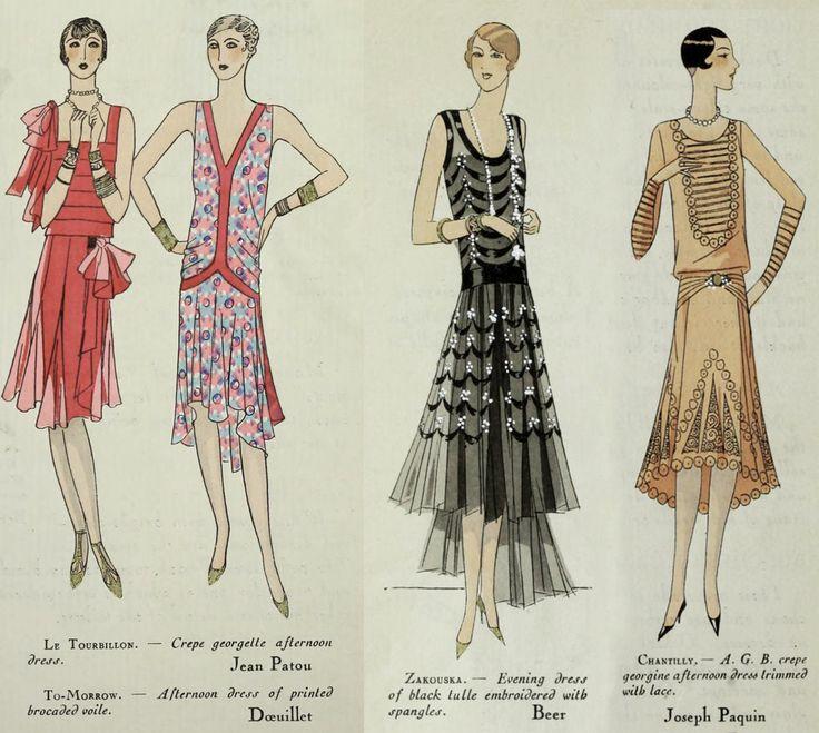 S Women S Flapper Fashion