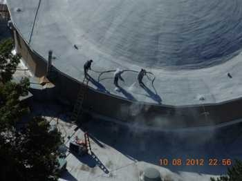 Spray Foam Roofing - GENERAL ROOFING SYSTEMS CANADA (GRS)