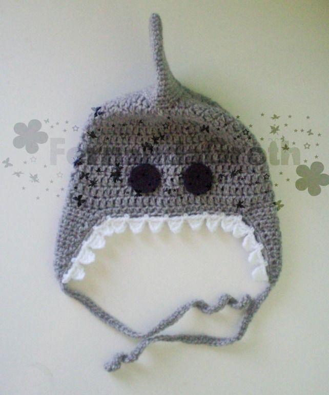 Touca Tubarão