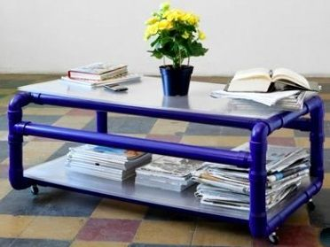Mesa de PVC