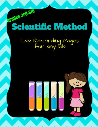 "Use these Scientific Method Sheets when you do a lab or ANY kind of experiment with your students! The template goes step by step to ensure your students are ""thinking like a scientist,"" and going through the stages in order along with the scientific method! Easy to follow! Print and Go!"