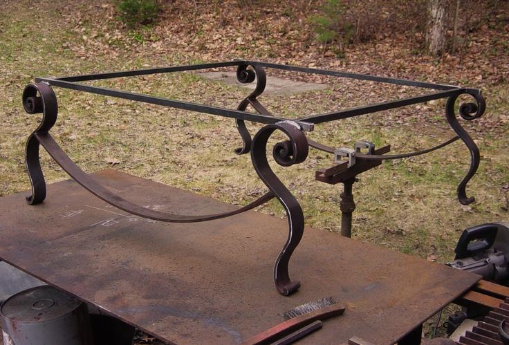 Bjorn table legs/frame