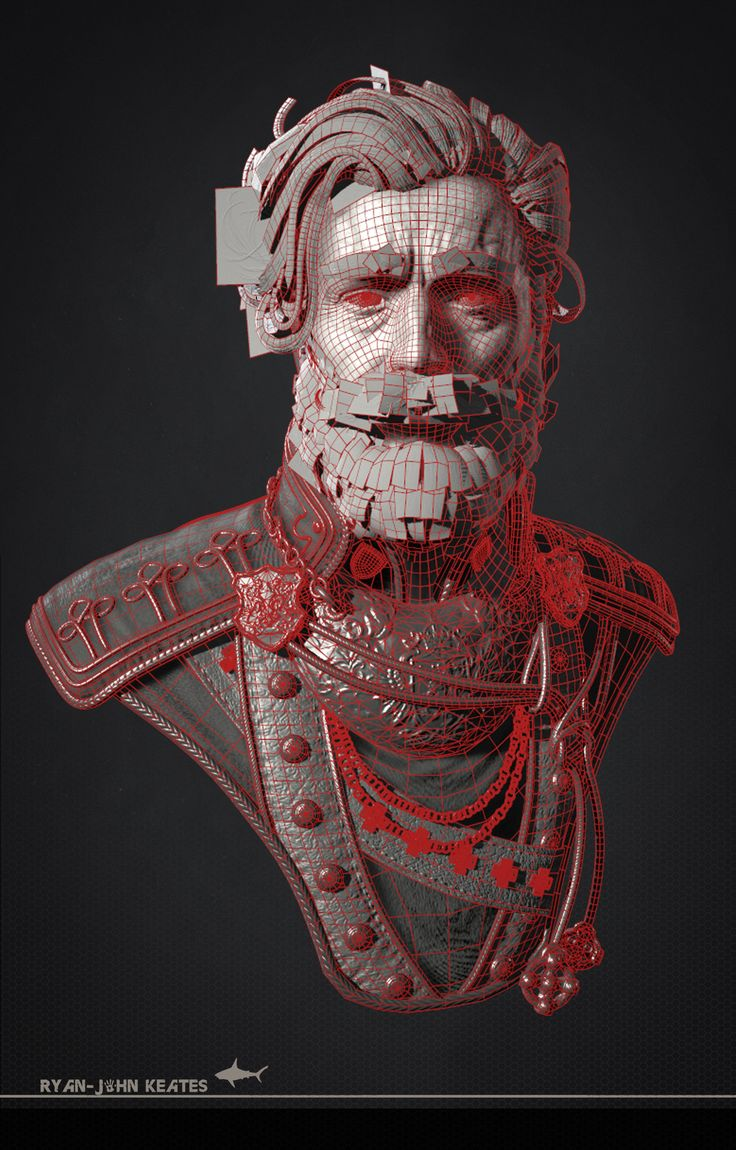 ArtStation - The Concerned General Images, Ryan-John Keates