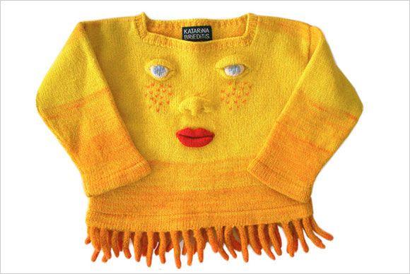 Lust att Sticka - Katarina Brieditis - Textile Design