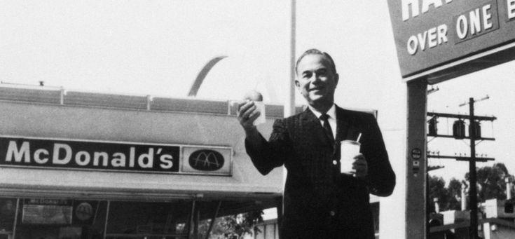 How the founder of McDonald's increased his good luck https://www.inc.com/bill-murphy-jr/mcdonalds-founder-heres-how-to-make-your-own-luck.html?utm_content=bufferc2e65&utm_medium=social&utm_source=pinterest.com&utm_campaign=buffer