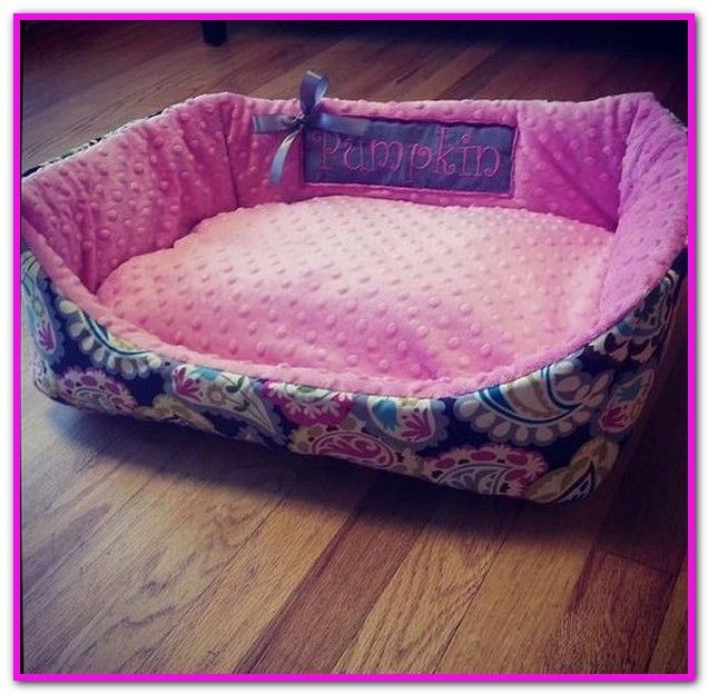 Large Monogrammed Dog Beds Couches For Dogs Comfortable Couch Bed Personalized Custom