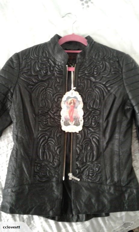Trelise Cooper Leather Jacket NEW | Trade Me
