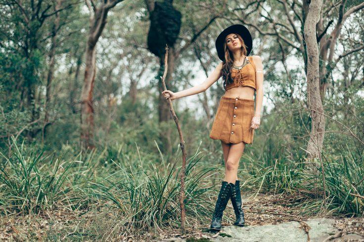 Gypsy Tribe Lookbook Featuring: Elina Moscheni Shop Via:http://stelly.com.au/146-splendour