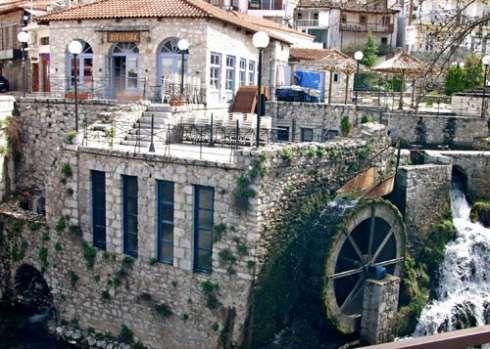 livadia greece - restaurants | Central Greece , Boeotia , Livadia