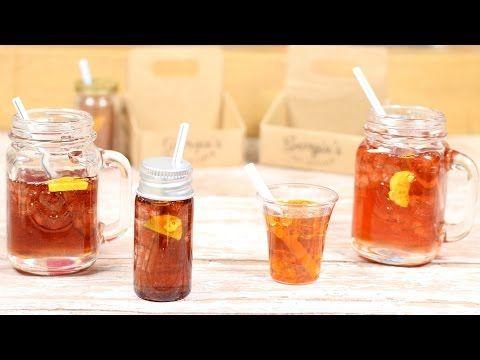 Doll Sweet Tea   How to make American Girl Doll Sweet Tea - YouTube