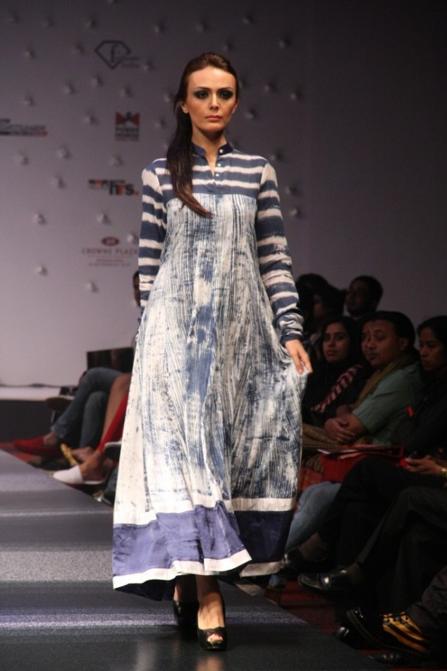 Rahul Singh's 'Persephone' Collection At Bangalore Fashion Week2012 | Fandiz India - Latest Indian Fashion Trends