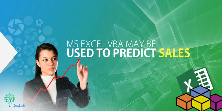Other than performing basic mathematical functions, MS Excel VBA can also be used to predict future sales of a company. This post will try to illustrate this little known function of MS Excel VBA.