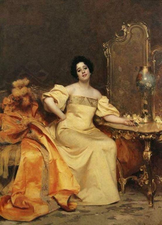 Grosso_Giacomo (1860-1938)_L_attrice_Virginia_Reyter_1896