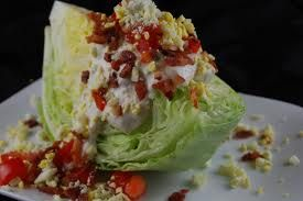 Outback Steakhouse Copycat Recipes: Blue Cheese Wedge.