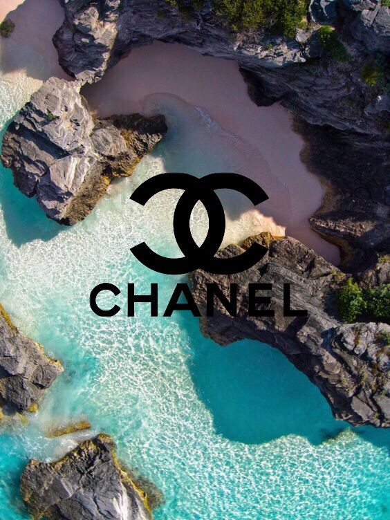 Chanel background tumblr hipster