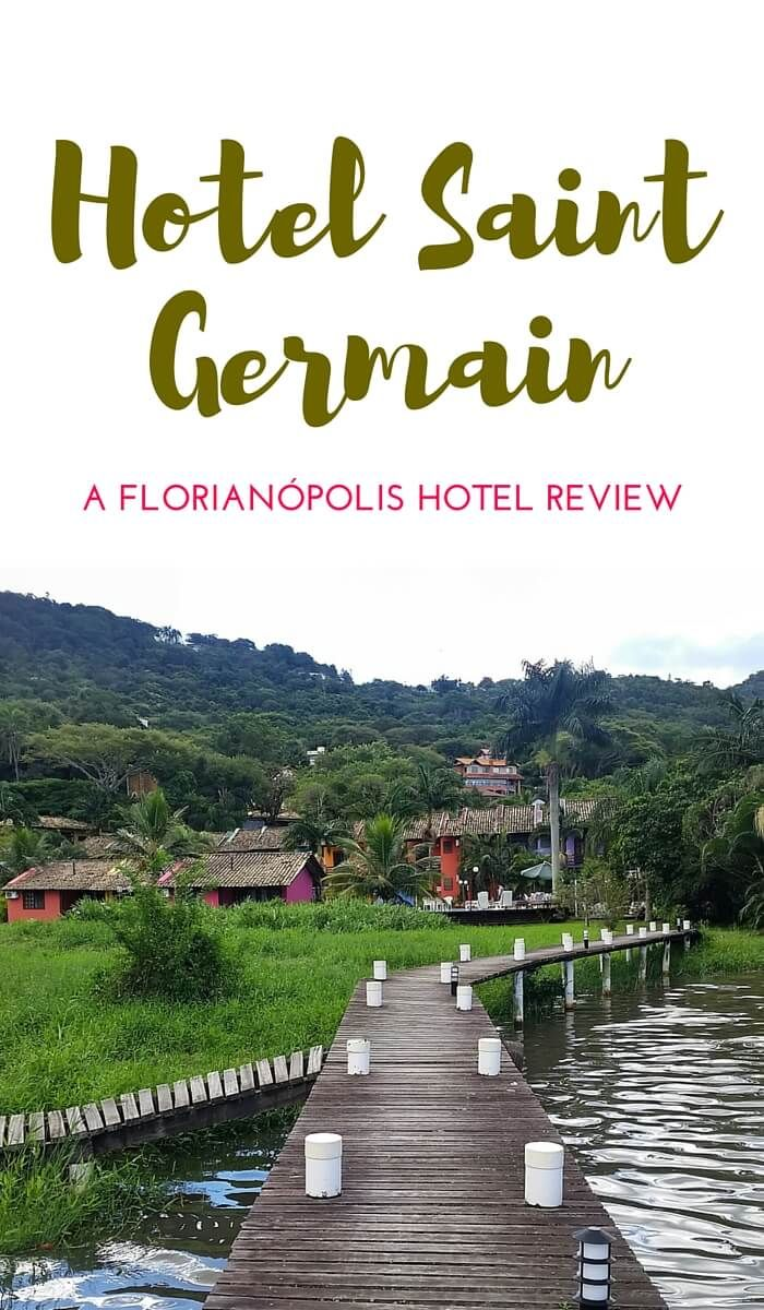 Are you looking for an affordable yet relaxing hotel in Florianópolis, Brazil? Check out our Florianópolis hotel review of Hotel Saint Germain, located on the lake in Lagoa da Conceicão!