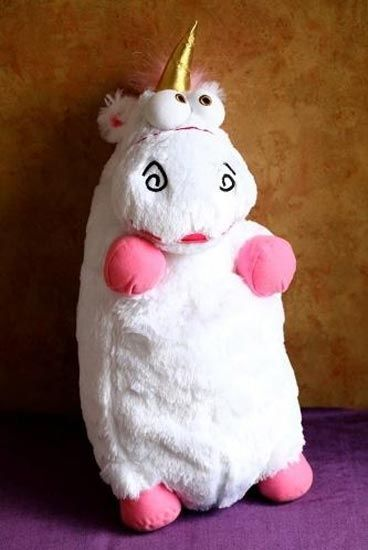 Pelúcia Unicornio da Agnes 50cm - Meu Malvado Favorito | Loja Quarto Geek
