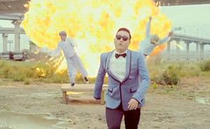 PSY's 'Gangnam Style' video breaks YouTube's 'most liked' record | News | NME.COM