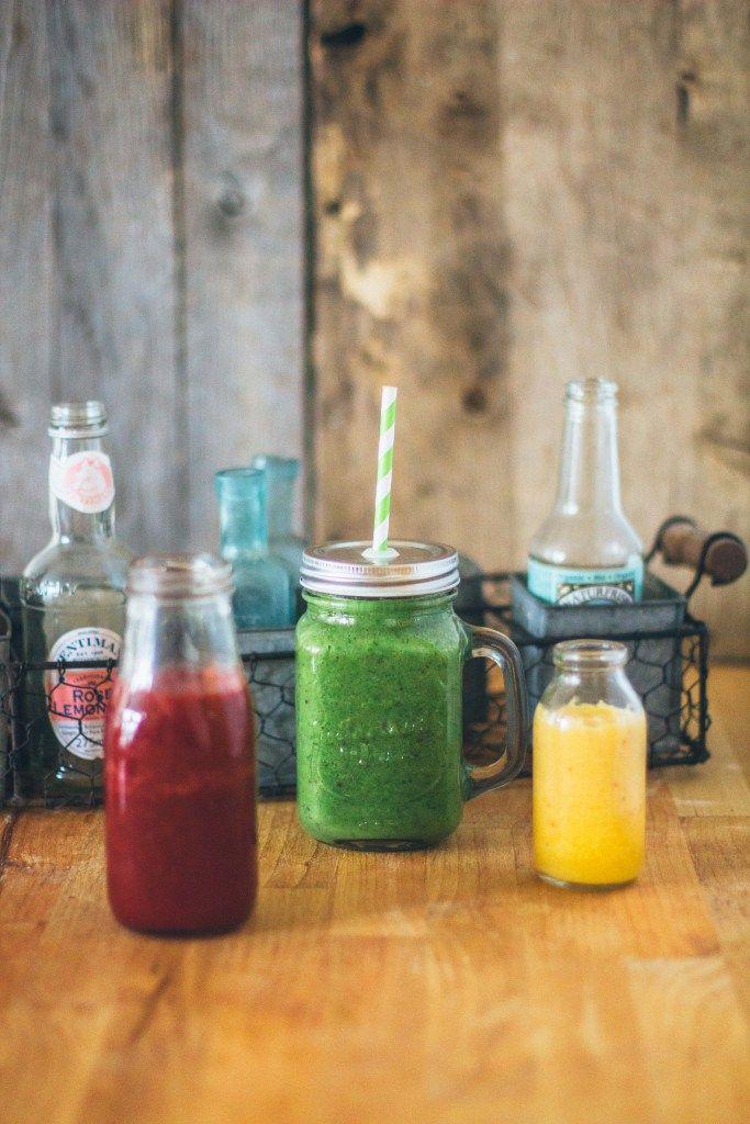 Healthy Smoothies www.juliettevaneijsden.com
