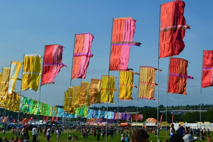 festival flags - Google Search