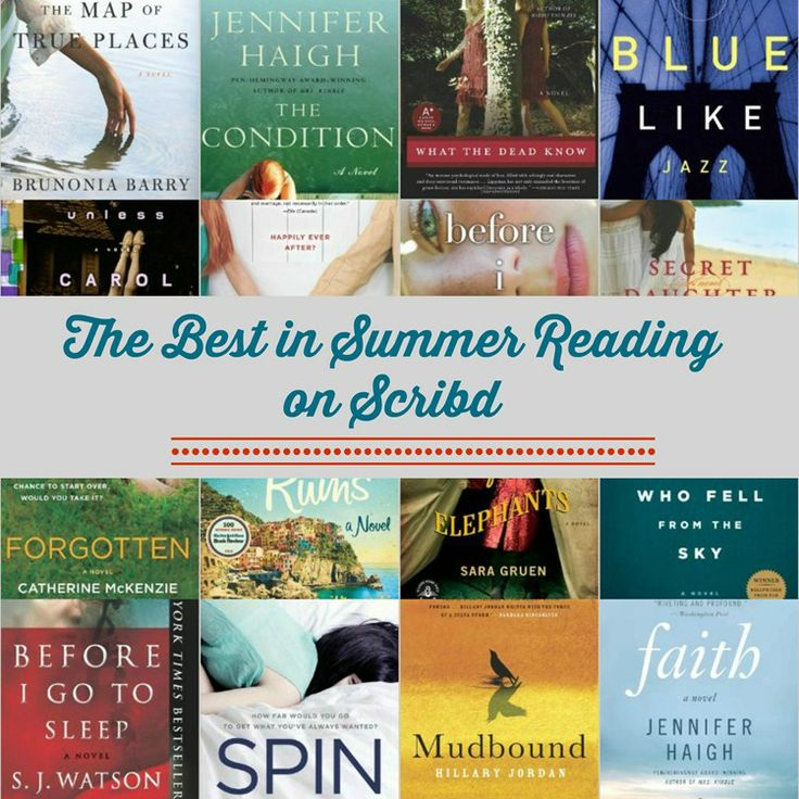 The Best in Summer Reading With Scribd
