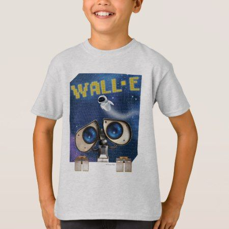WALL-E 2 T-Shirt - click/tap to personalize and buy