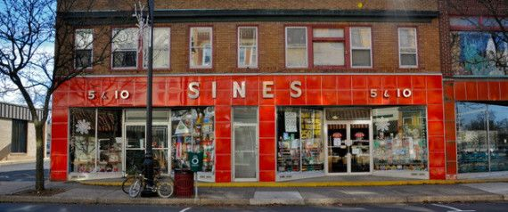 Retro Roadmap: The Lunch Counter at Sine's 5&10 Cent Store in Quakertown, PA