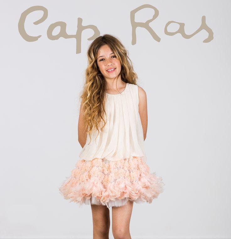 Vestidos de ceremonia para niña de Cap Ras